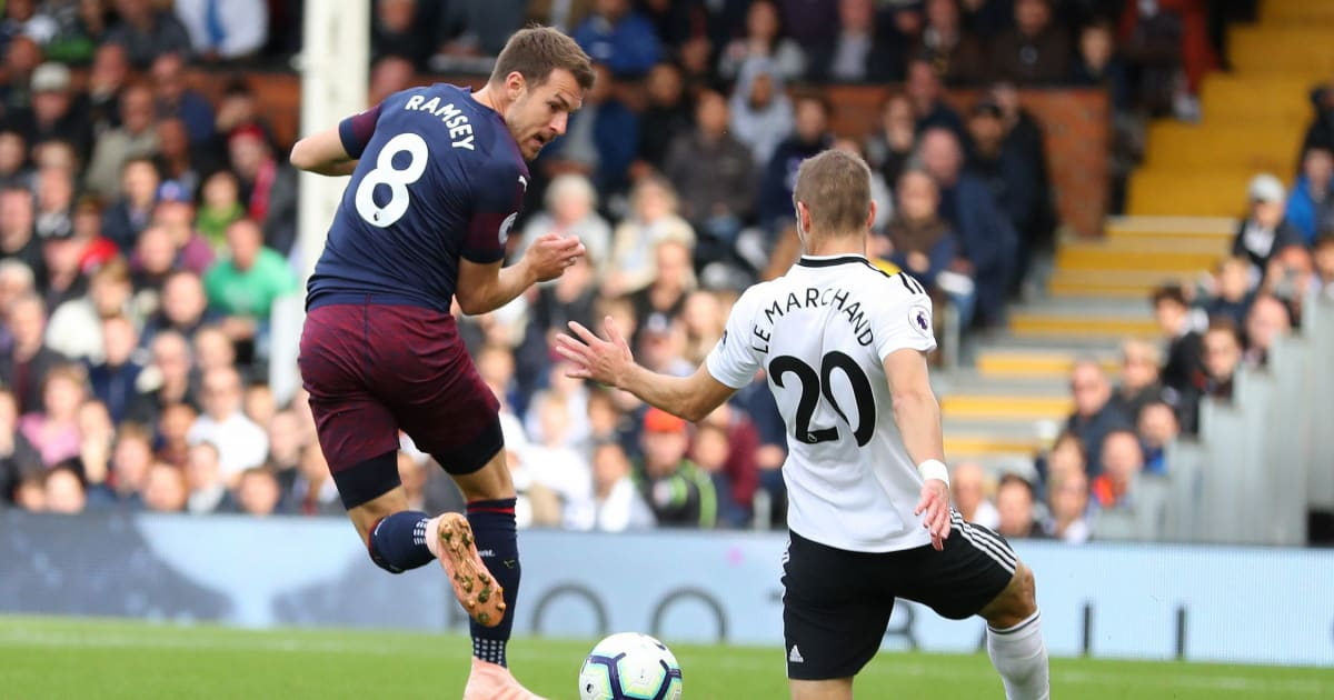 Aaron Ramsey Provides Definitive Update on Arsenal Future After Breakdown in Con...