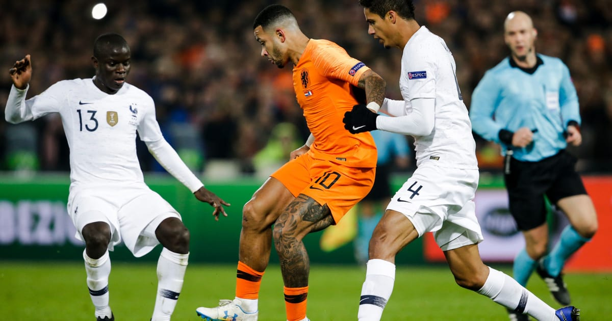 3 Things We Learned From Netherlands' 2-0 Win Over France in the UEFA Nations League