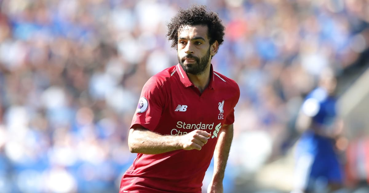Liverpool Star Mohamed Salah Named on 3-Man Shortlist for Best FIFA Men's Player Award