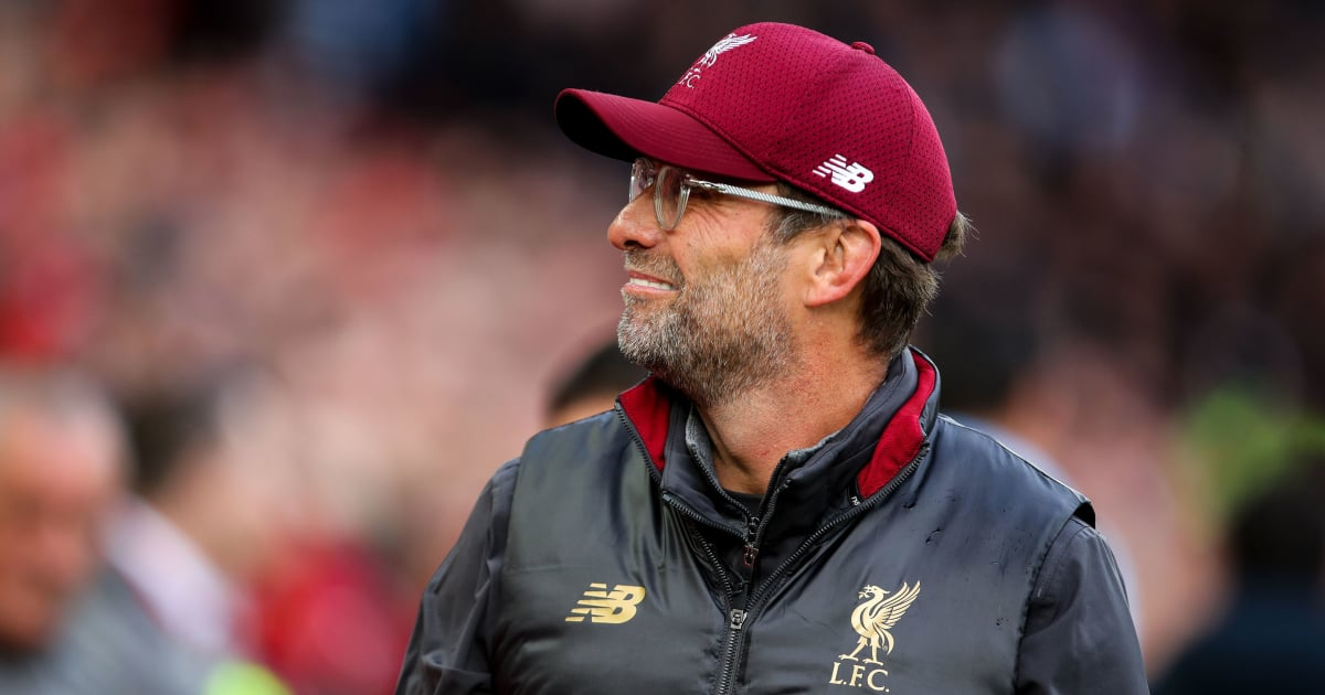 Jurgen Klopp Finally Admits Liverpool Are in Title Race as He Claims Second Is '...