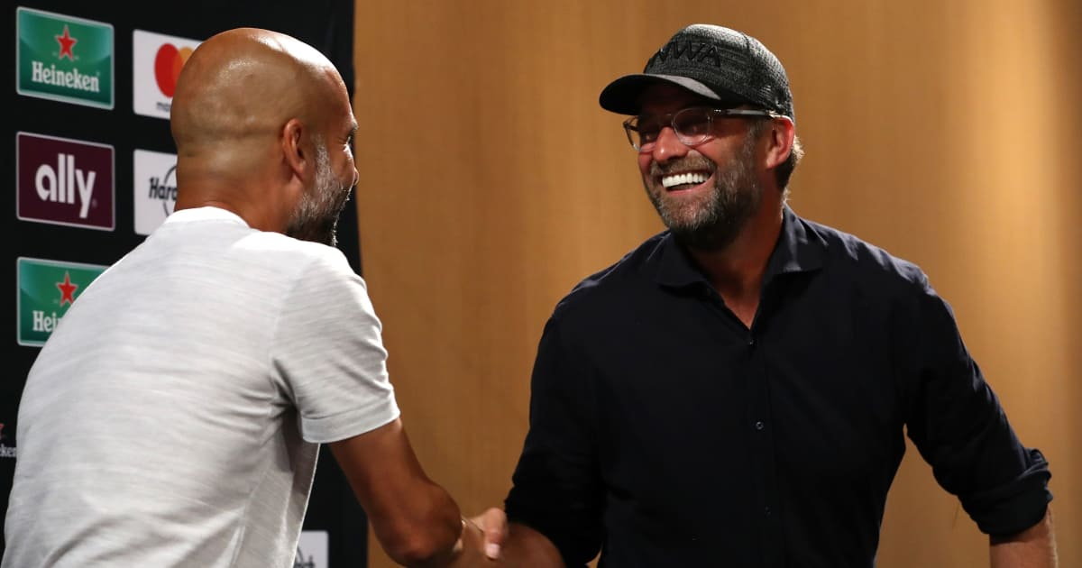 liverpool boss jurgen klopp claims manchester city are 39 the biggest force in world football. Black Bedroom Furniture Sets. Home Design Ideas