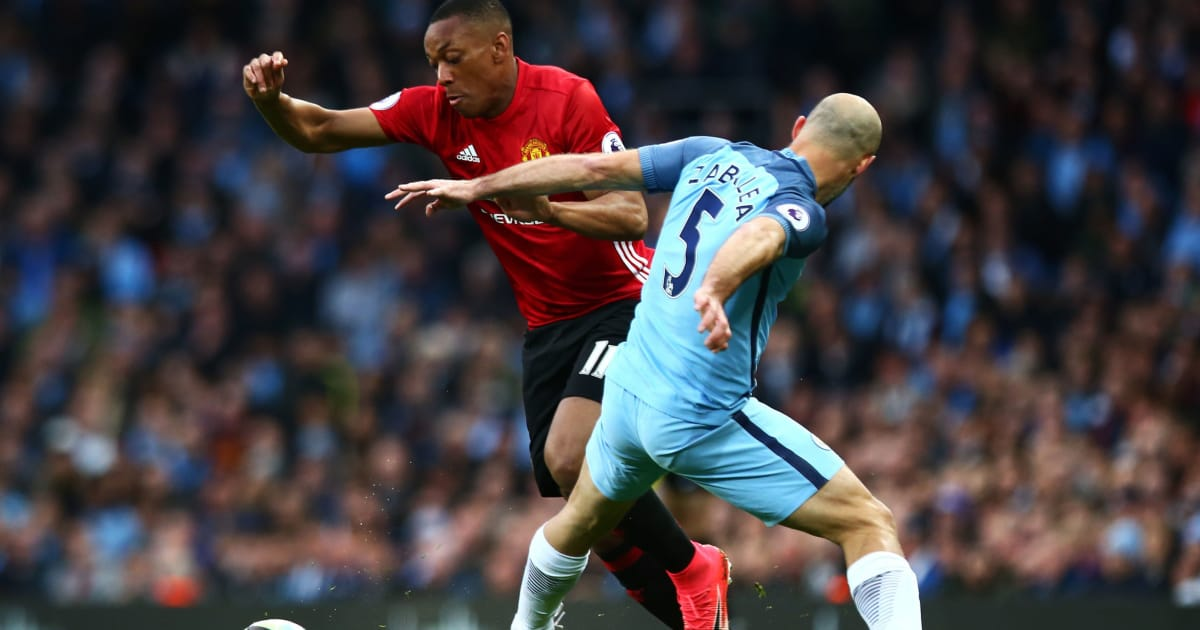 Pablo Zabaleta Says He Feels Sorry for Anthony Martial and Marcus Rashford