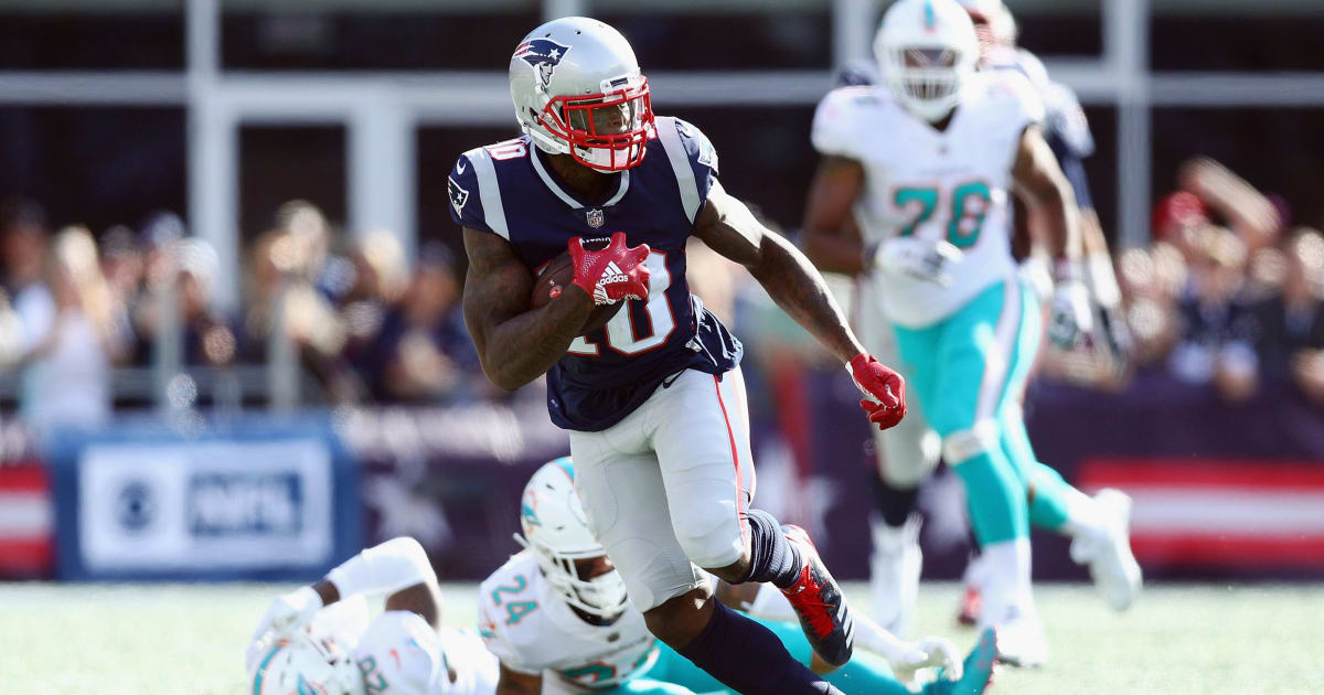 Josh Gordon Highlights >> Josh Gordon Finishing With 4.20 Fantasy Points in Pats' Debut Couldn't Be More Fitting | 12up