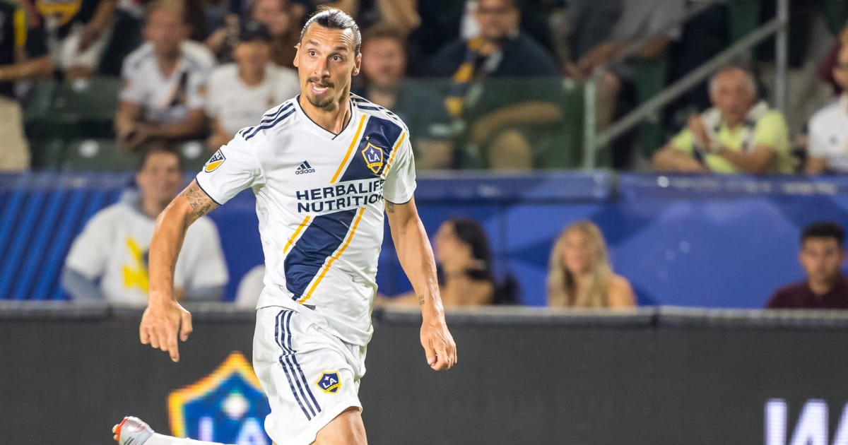 ANNOYING: Zlatan does not like synthetic courts and made it clear in his statements