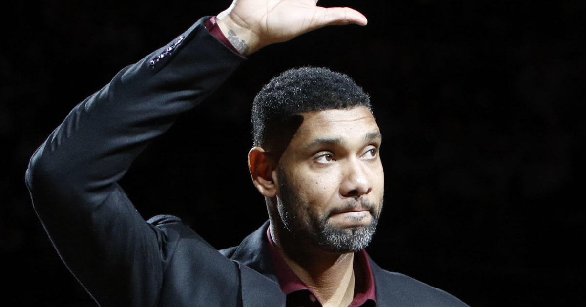 What If Tim Duncan Played For Us Virgin Islands