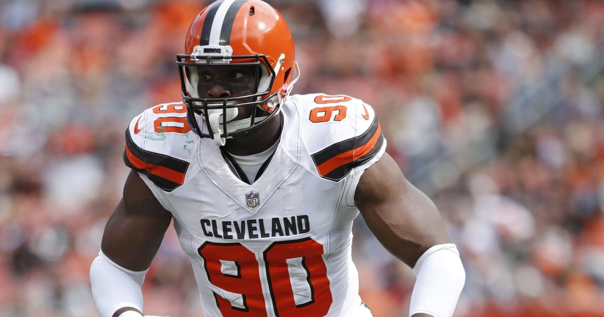 York Jets Cleveland Browns De Emmanuel Ogbah Time
