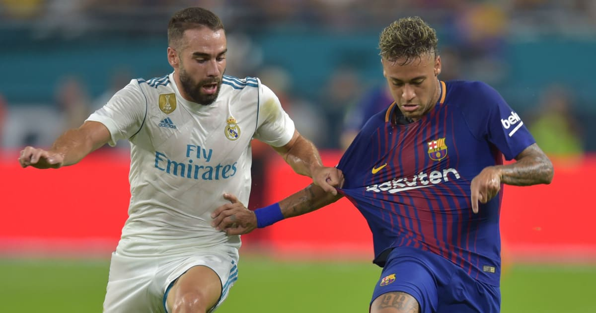 Dani Carvajal Reveals Neymar Promised Him and His Teammates That He Will Move to Real Madrid