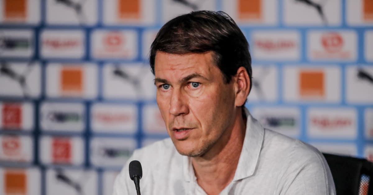 Rebond : Rudi Garcia compte sur la trêve internationale pour relancer 4 joueurs