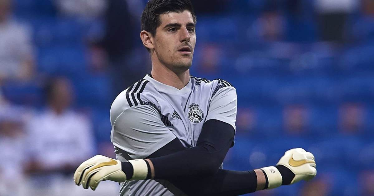 'I'm Not Bad With My Feet,' Thibaut Courtois Hits Back at his Critics