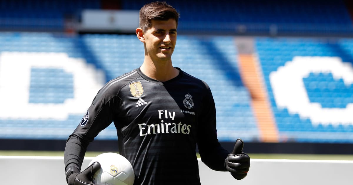 Report Reveals Reason Why New Real Madrid Signing Thibaut