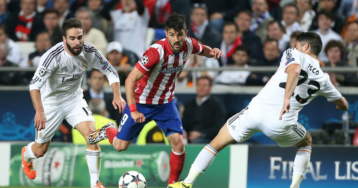Real Madrid Vs Atletico Madrid: 5 Classic Madrid Derby