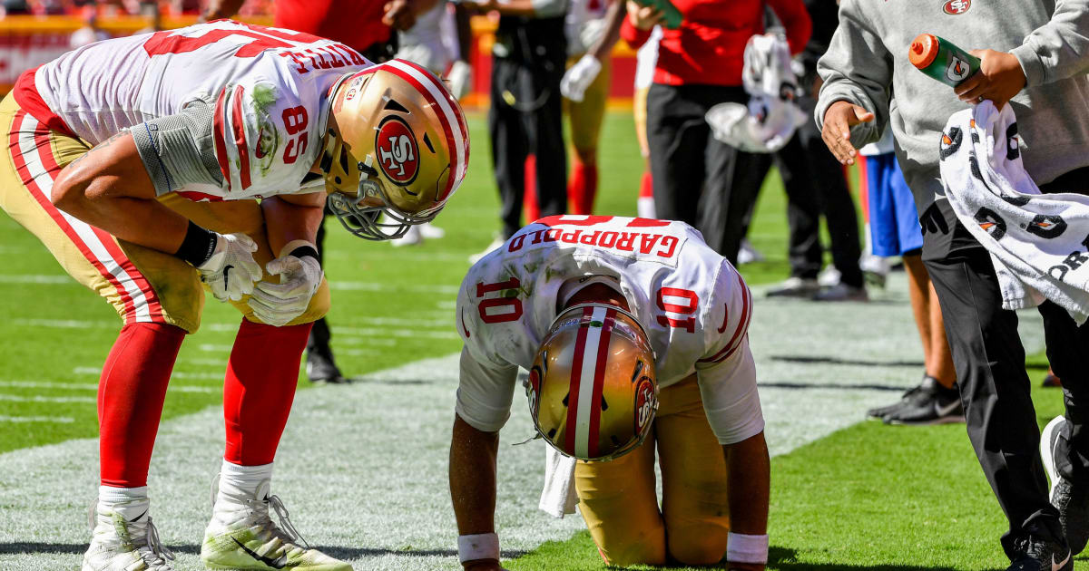Jimmy G Niners >> Chiefs LB Justin Houston Insists That Jimmy Garoppolo's Injury Was His Own Fault | 12up