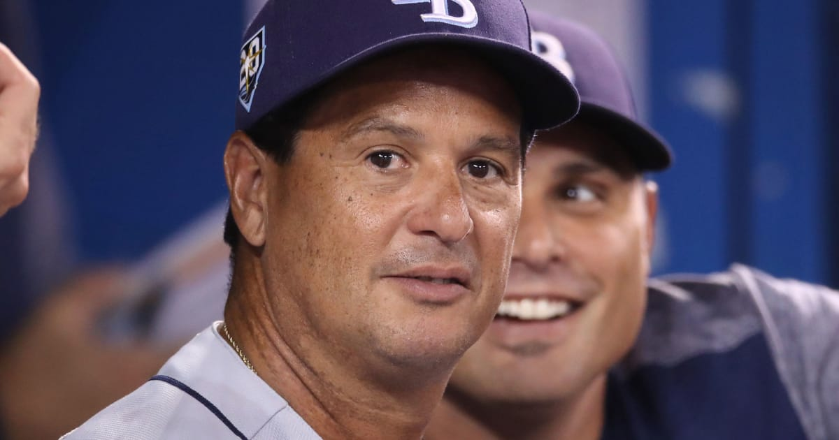 Blue jays name rays bench coach charlie montoyo as new for John parker motors houston