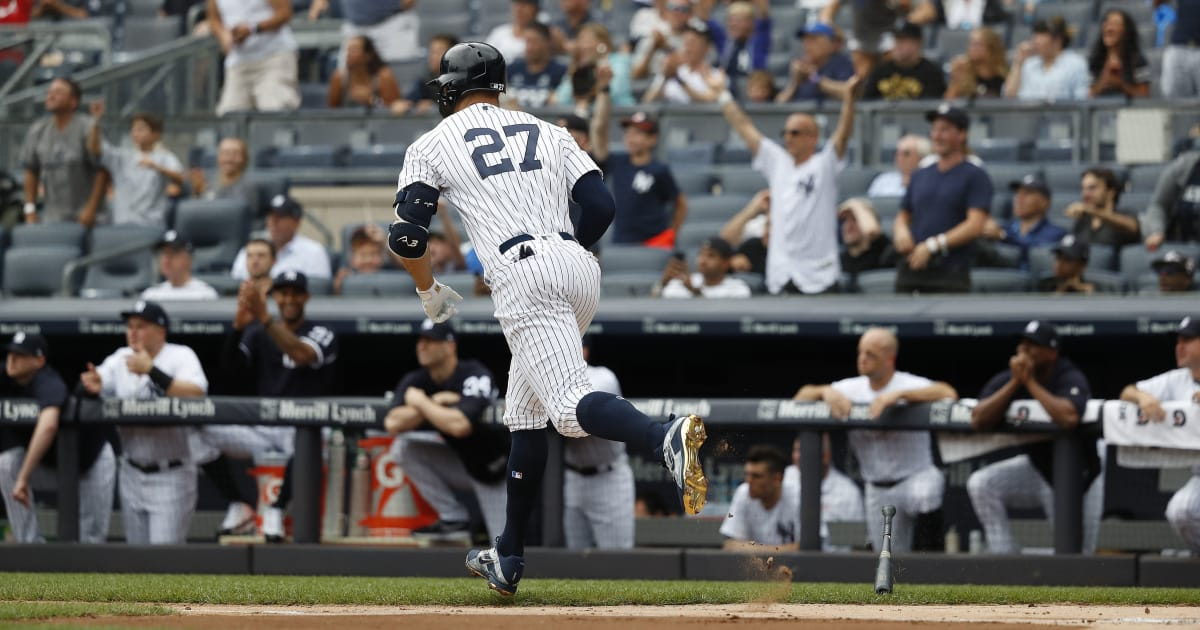 Yankees Shake Up Lineup for Final Game of Series Against Rangers | 12up