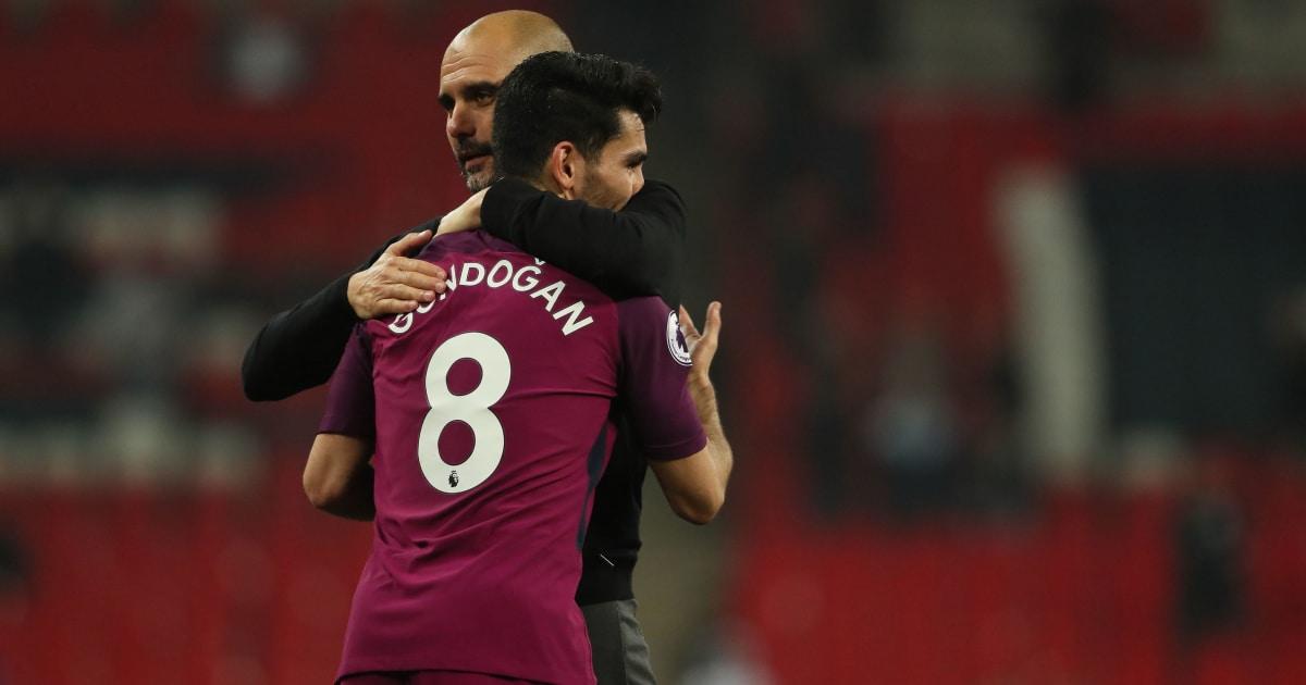 Man City's Ilkay Gundogan Claims That Players Should Feel ...