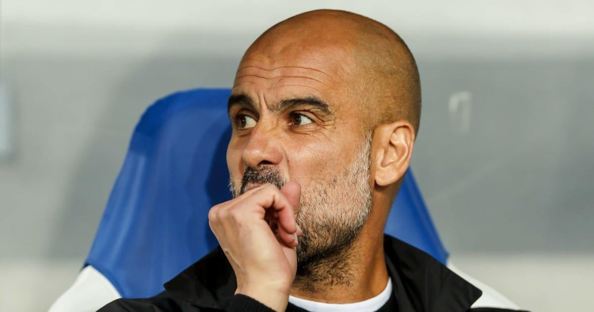 Pep Guardiola Admits He Is in the Dark Over Man City Midfielder's Injury Ahead o...