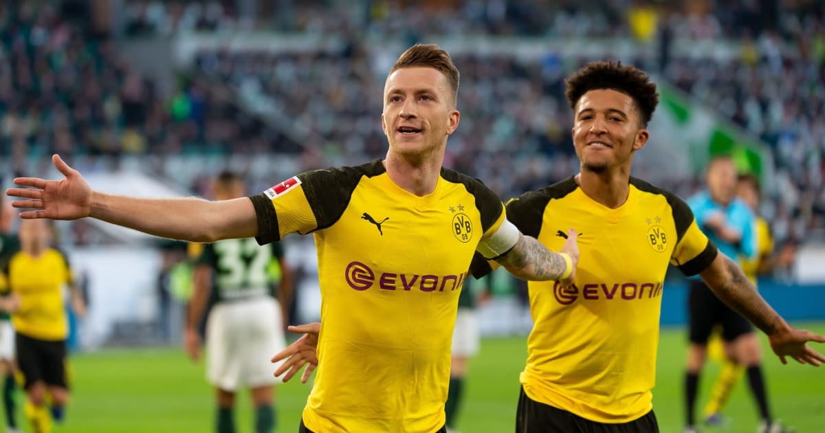 Wolfsburg 0-1 Dortmund: Report, Ratings & Reaction as Marco Reus Maintain BVB's Title Credentials