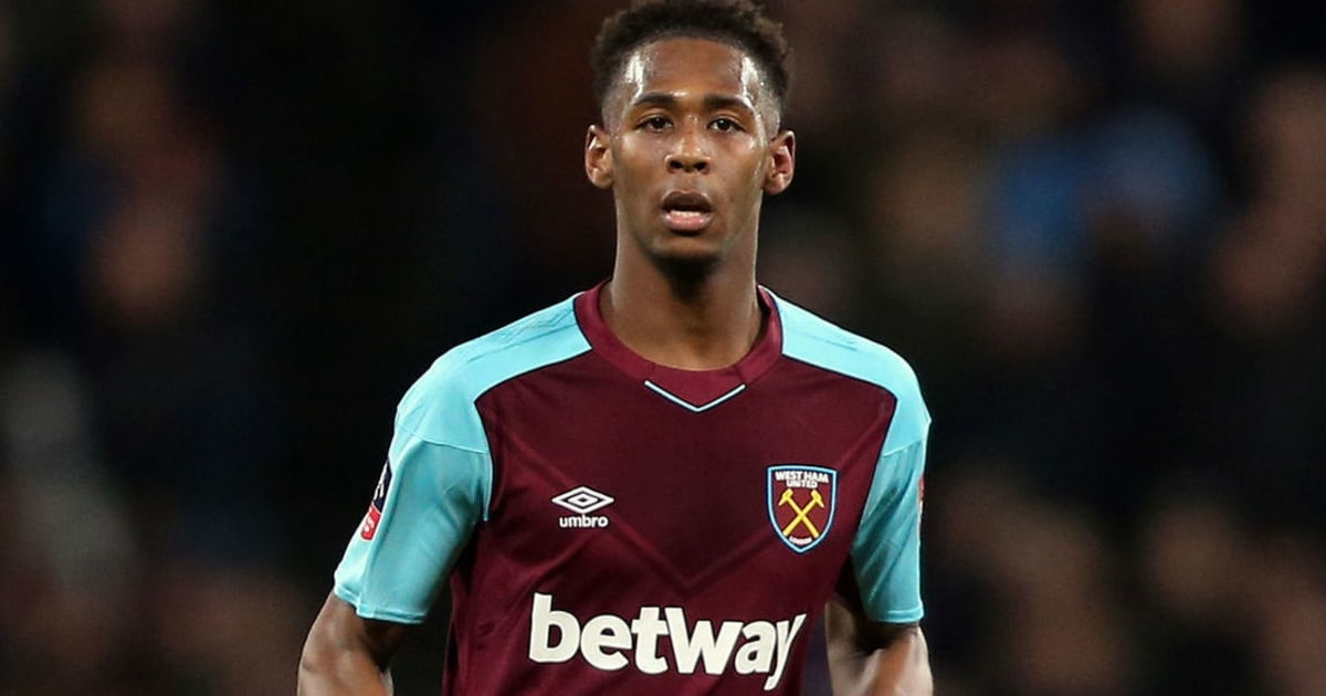West ham considering loan offers for young star reece for Loan star motors 2