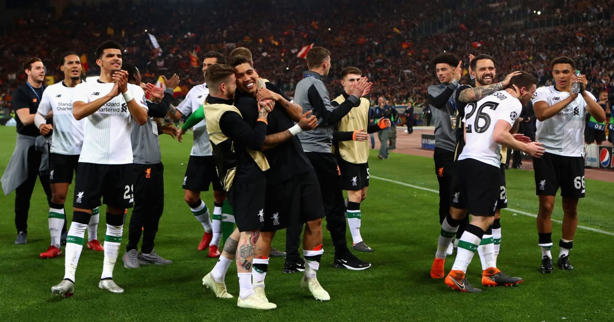 Image Result For Liverpool Defender Aims Jibes At Big Spending Rivals Ahead Of Uefa Champions League Final