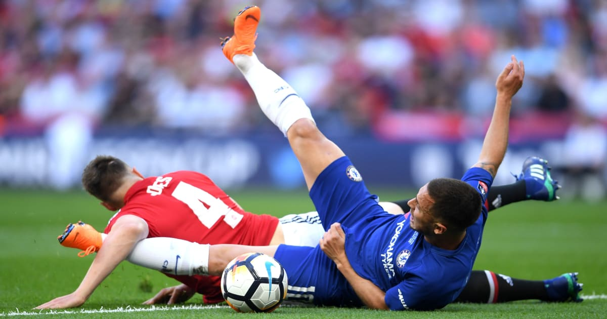 Curb Your Enthusiasm: Slapstick Defending From Phil Jones Gifts Chelsea FA Cup Final Win