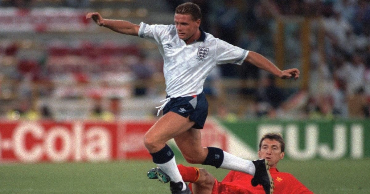 World Cup Countdown: 7 Weeks to Go – Gazza's Tears, a Defining Moment in English Football