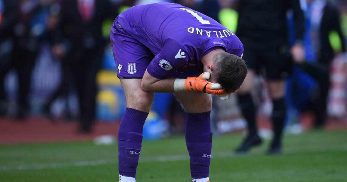 Potters Star Blasts 'Farcical' Stoke Recruitment Following Relegation Heartbreak