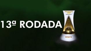 RESULTADOS: Veja como foi a 13ª rodada da Série B do Brasileiro
