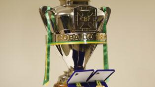 CBF sorteia mandos de campo dos duelos da terceira fase da Copa do Brasil