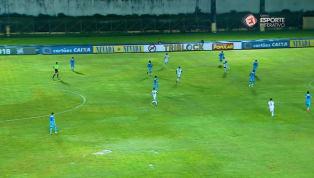 Com gols de Mike, Fábio Matos e Walter, Paysandu vence o Santos-AP na Copa Verde