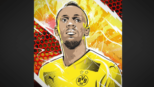 Lenda do Atletismo, Usain Bolt treina com time principal do Borussia Dortmund