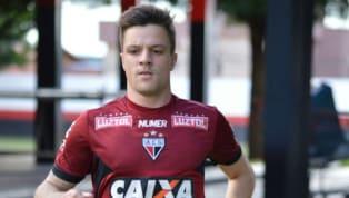 Atlético-GO confirma a contratação por empréstimo do atacante Renato Kayser