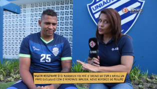 VÍDEO: Walter explica motivos para se transferir ao CSA: 'Não estava muito feliz no Paysandu'
