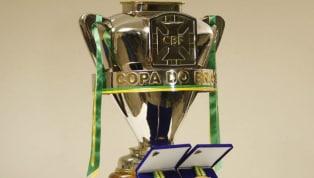 CBF define horários e dias de jogos das oitavas da Copa do Brasil