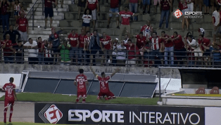 Neto Baiano marca três, Pio faz gol olímpico, e CRB e Ceará ficam no 3 a 3 no Nordestão