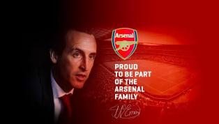 Site de Unai Emery anuncia acerto com Arsenal antes da hora