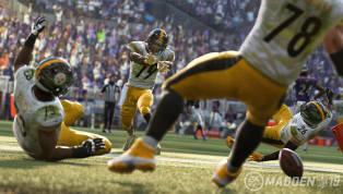 EA anuncia oficialmente data de lançamento e revela Madden NFL 2019