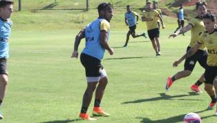 Luiz Fernando, emprestado pelo Cruzeiro ao Criciúma, desperta interesse do Benfica-POR