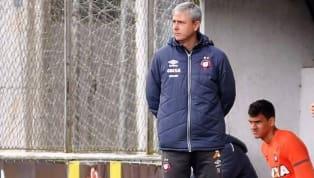 Tiago Nunes assume como interino o comando do Atlético-PR