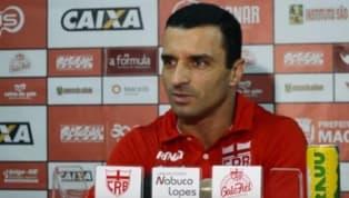 CRB anuncia que Júnior Rocha não é mais técnico do clube