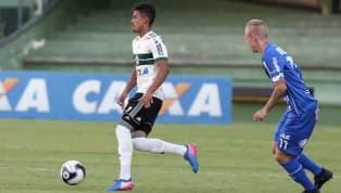 Após gol e vitória, Vinicius Araujo projeta duelo do Coritiba com o São Paulo pelo Aspirantes