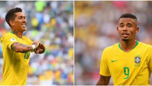 Jesus ou Firmino? Escolha quem deve ser o atacante do Brasil nas quartas de final