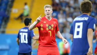 Bélgica vai enfrentar o Brasil com cinco jogadores 'pendurados'; De Bruyne é um deles