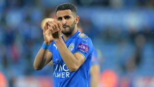 Manchester City está próximo de acertar a contratação de Riyad Mahrez