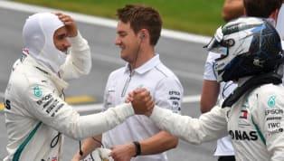Niki Lauda garante que Lewis Hamilton e Valtteri Bottas serão os pilotos da Mercedes em 2019