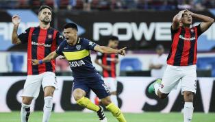 Vitória entra em acordo com o Boca Juniors e fecha com o atacante Walter Bou, diz site