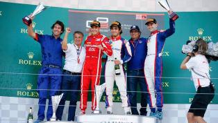 Pedro Piquet consegue 1ª vitória na GP3 Series