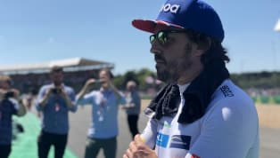 Fernando Alonso persegue recorde de Michael Schumacher
