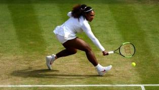 Serena Williams retorna à semifinal em Wimbledon