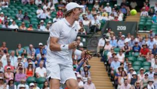 Kevin Anderson está na final em Wimbledon