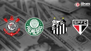 Clubes paulistas perdem jogadores importantes, mas enchem os cofres durante a Copa